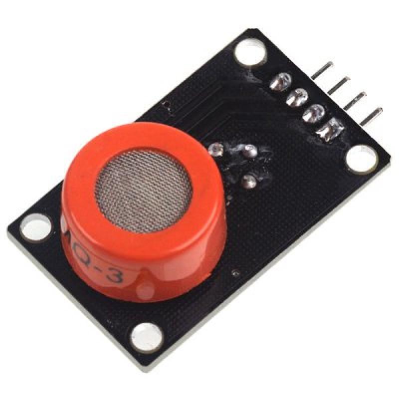 Keyes ZND - 11 High Performance MQ3 Alcohol Sensor Sensing Detector Module Works with Official