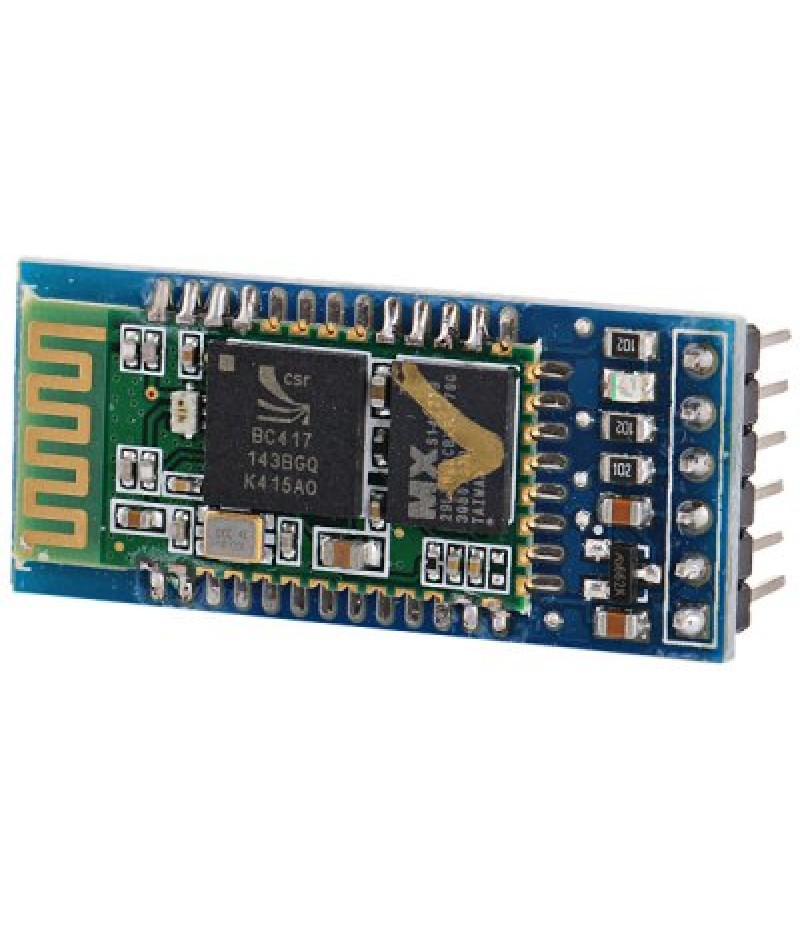 DIY Wireless Bluetooth V2.0 Serial Port Module for Arduino