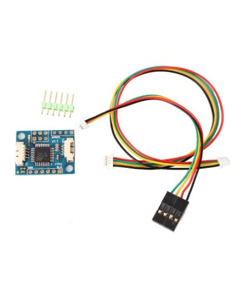CRIUS MultiWii MWC I2C-GPS Adaption Board with Molex socket Pointer for 328P MWC Flight Control