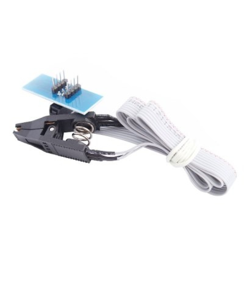SOP8 Incredible Card  Programmer Specific IC Clip + 50CM Testing Cable