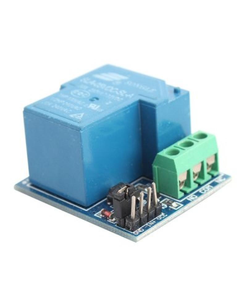 5V 30A Optoelectronic Coupling Sandbox Isolated Type Relay Sensor Module
