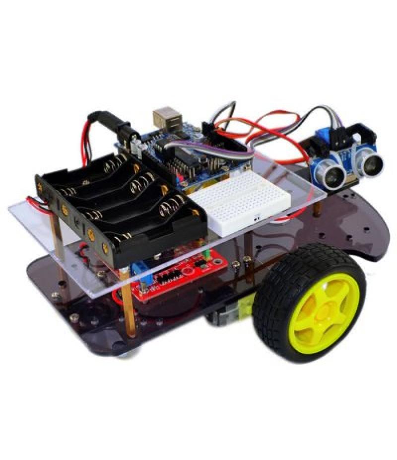 RT0001 Ultrasonic Smart Car Kit