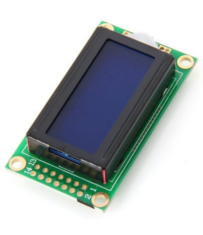 0802 LCD Display Module