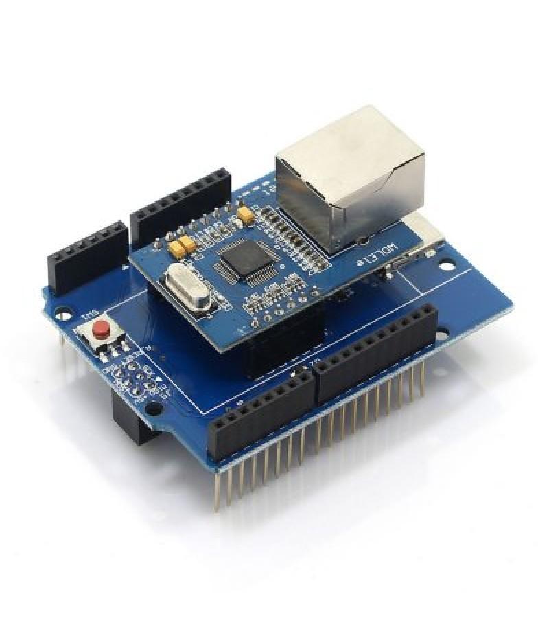 W5500 Smart Ethernet Module with Sleep Mode