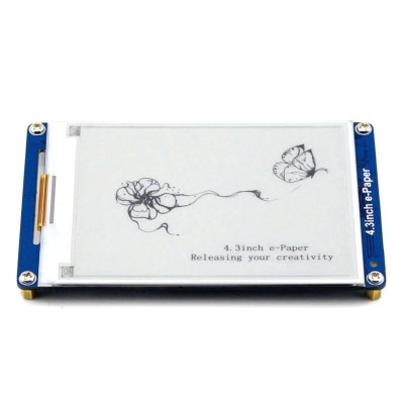 Waveshare 4.3 inch E-Paper Display Module
