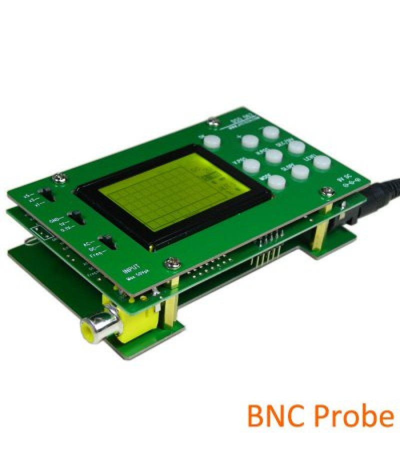 06204P Practical LCD Digital Oscilloscope