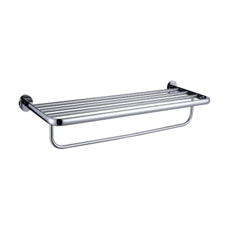Finether MC1620 Wall Mounted All Brass Towel Rack