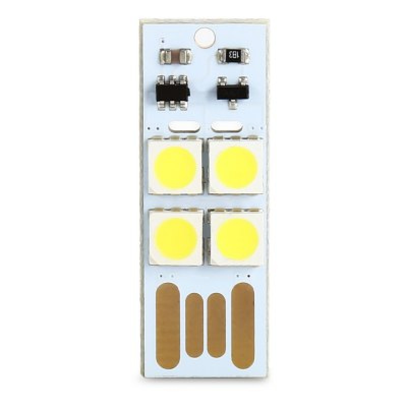 Mini USB Power LED Night Light Lamp Module