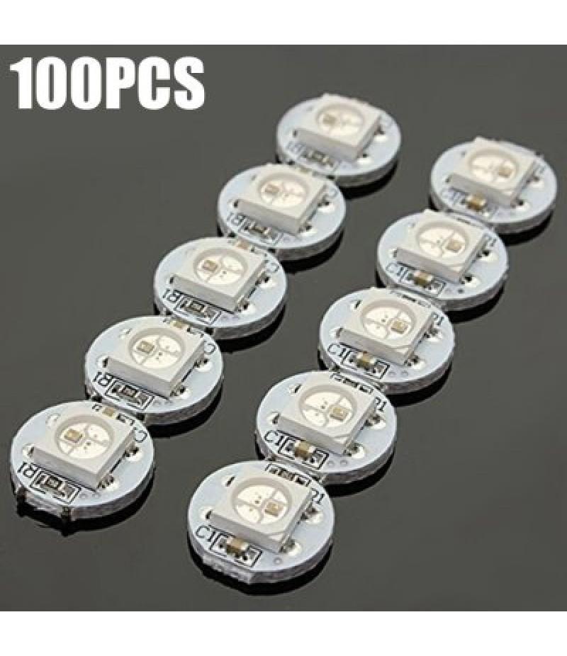 100PCS SMD LED Board