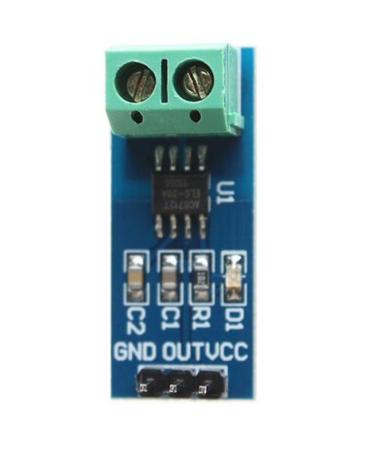 ACS712 Sensor Module 30A Range DC 5V Hall Switch for Arduino Lovers
