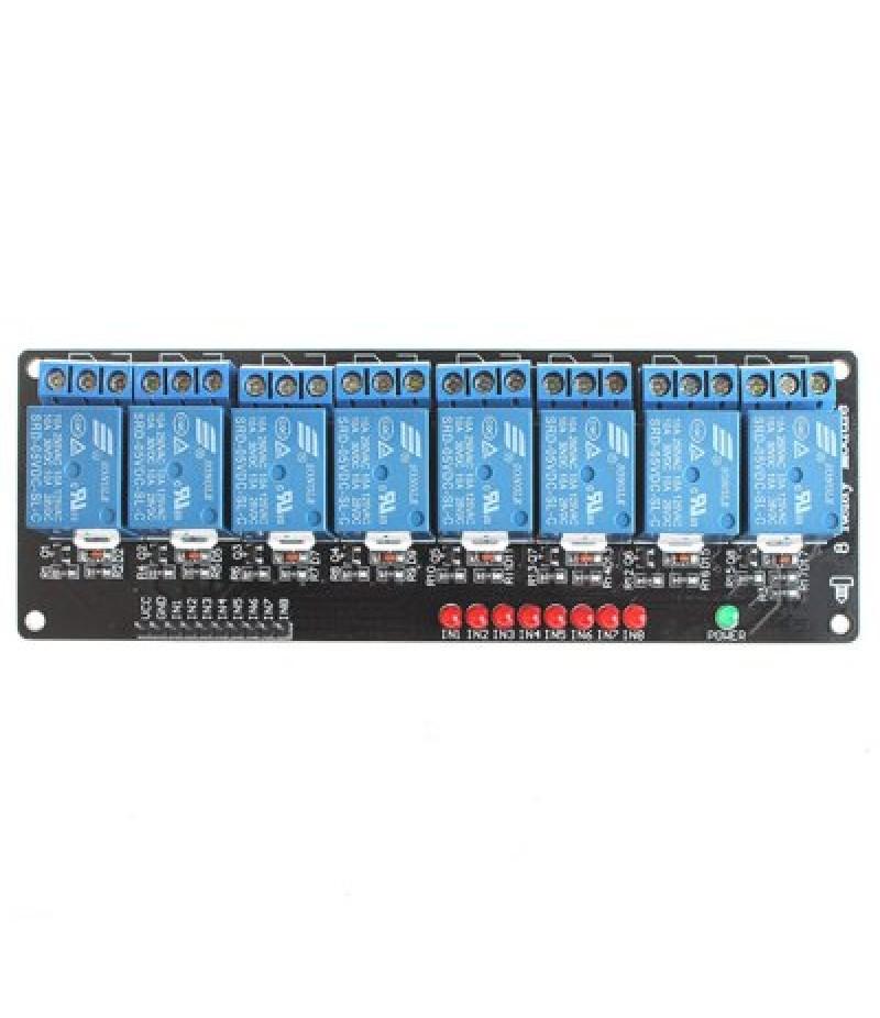 8 Channel Relay Module SCM Development for Arduino Lovers