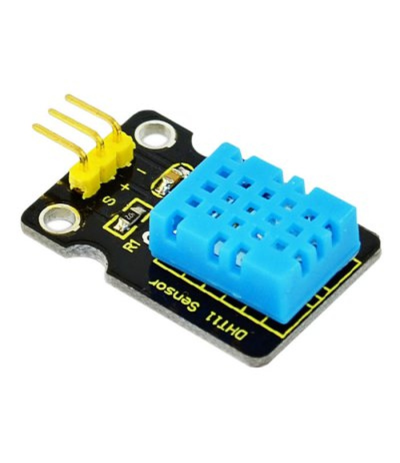 Keyestudio DHT11 Temperature + Humidity Sensor Module for Arduino