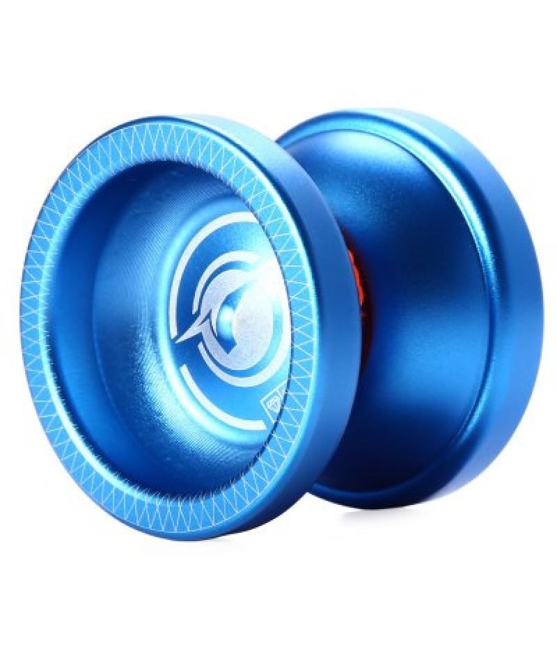 DECAKER Durable Alloy YO-YO Blue Pegasus Toy Cool Gift for Kids