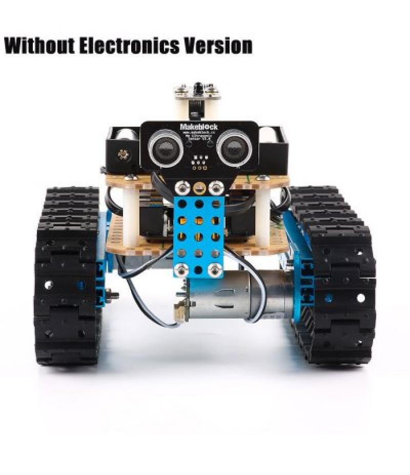 Makeblock 2 in 1 DIY Robot Car Kit