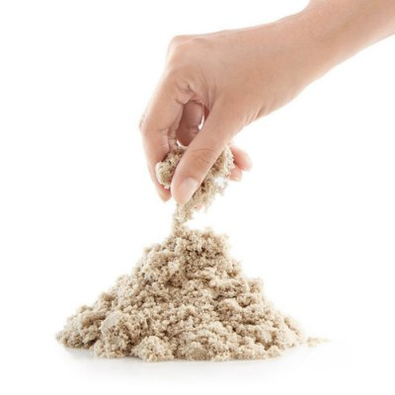 Kinetic Sand Kit Easy Clean Modeling Toy - 1.65 Pound