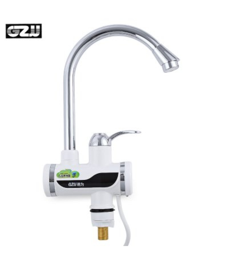 GZU Tankless Water Heater Faucet