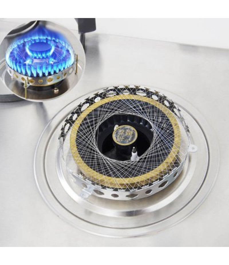 Stainless Steel Gas Energy Saver Net