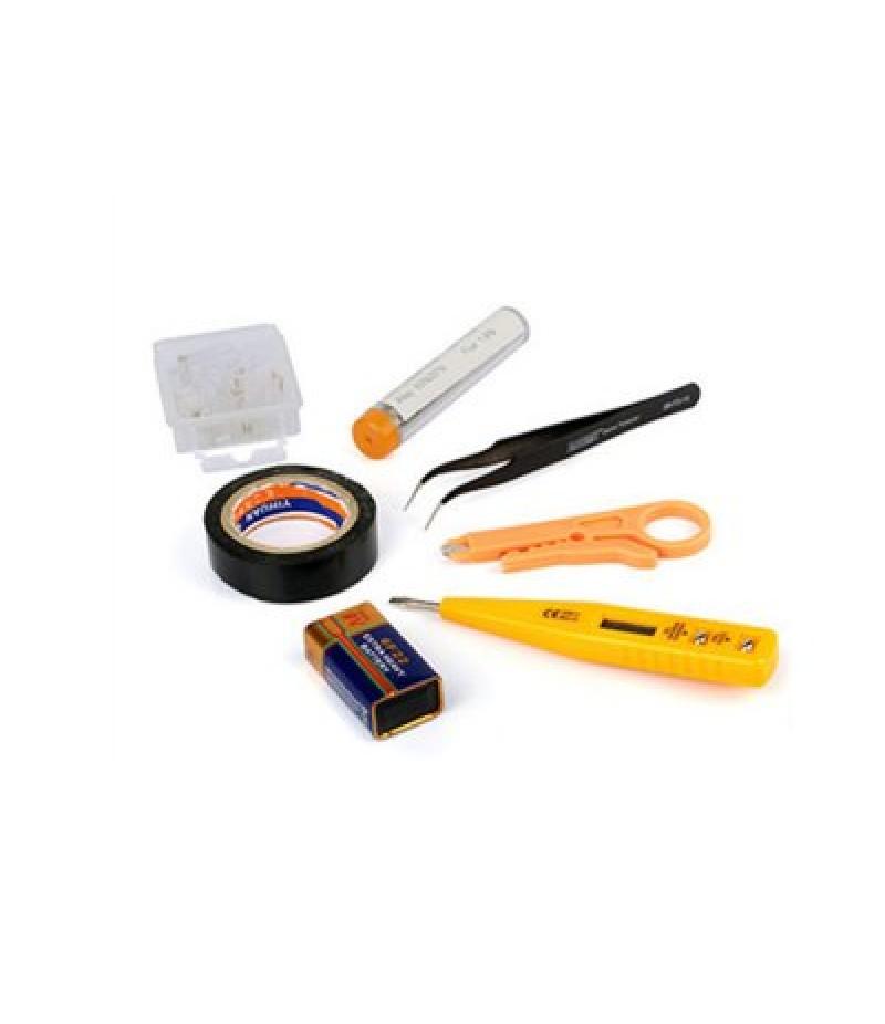 JAKEMY JM - P15 17 in 1 Soldering Iron Kit Networking Tool