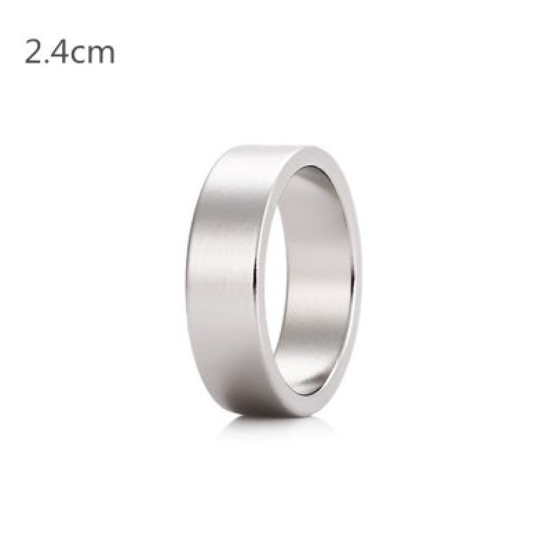 Magic Trick Magnetic Finger Ring Show Props - 24mm
