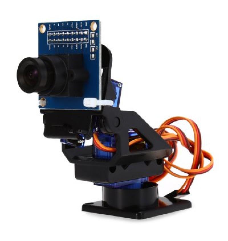 YT - 0002 2-axis FPV Camera Cradle Head with OV7670 Camera