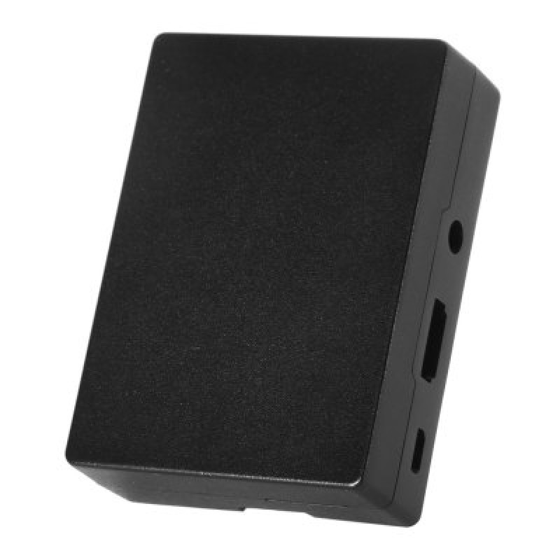 Aluminum Alloy Case with Silicone Rubber Foot