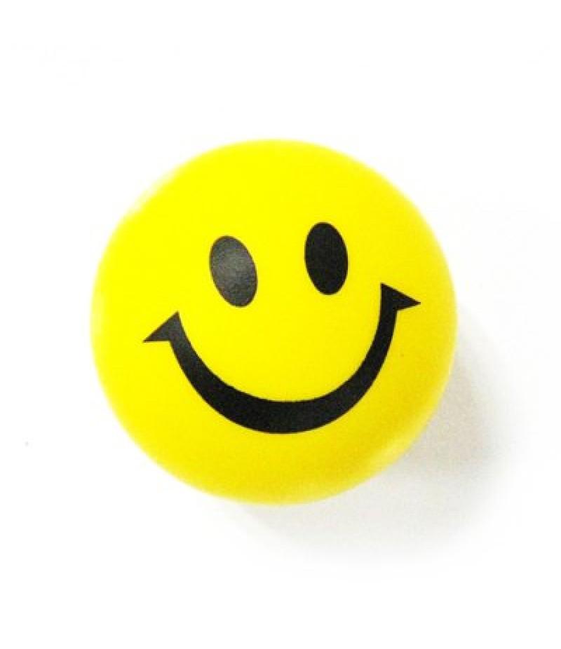 6.3cm Smile Face Squeeze Ball