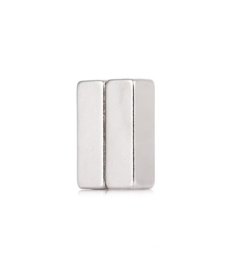 30 x 10 x 10mm N52 Powerful NdFeB Square Magnet for Kid