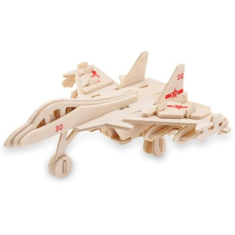 SEALAND WP - 018 Wooden Aircraft Model