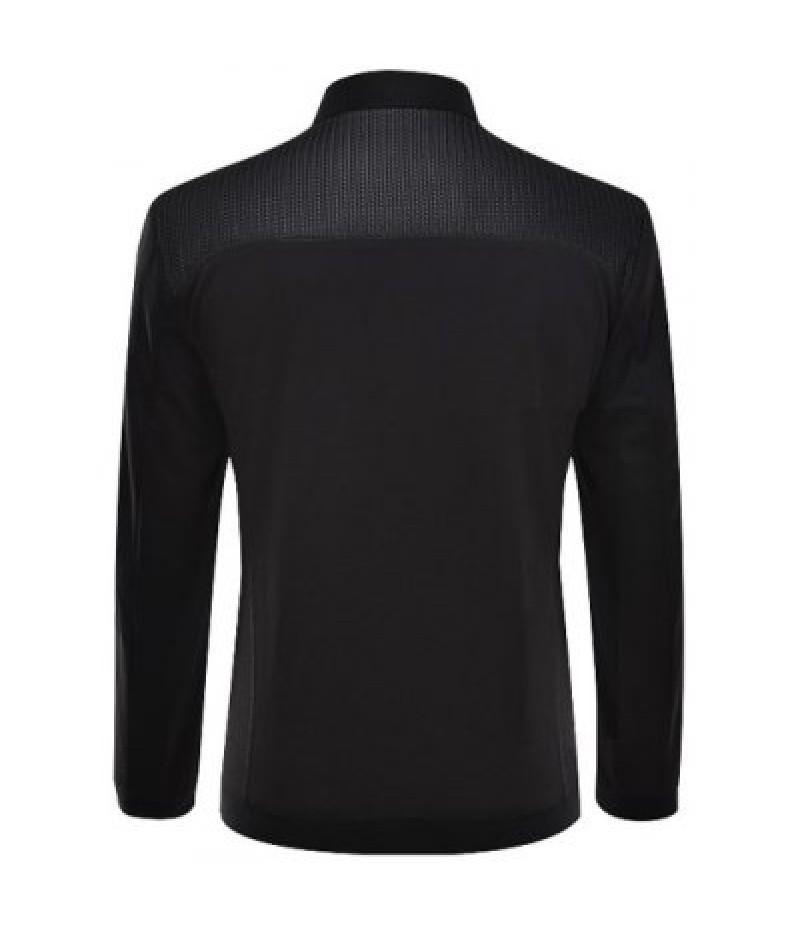 Zip Up Printed Long Sleeves Jacket ODM Designer