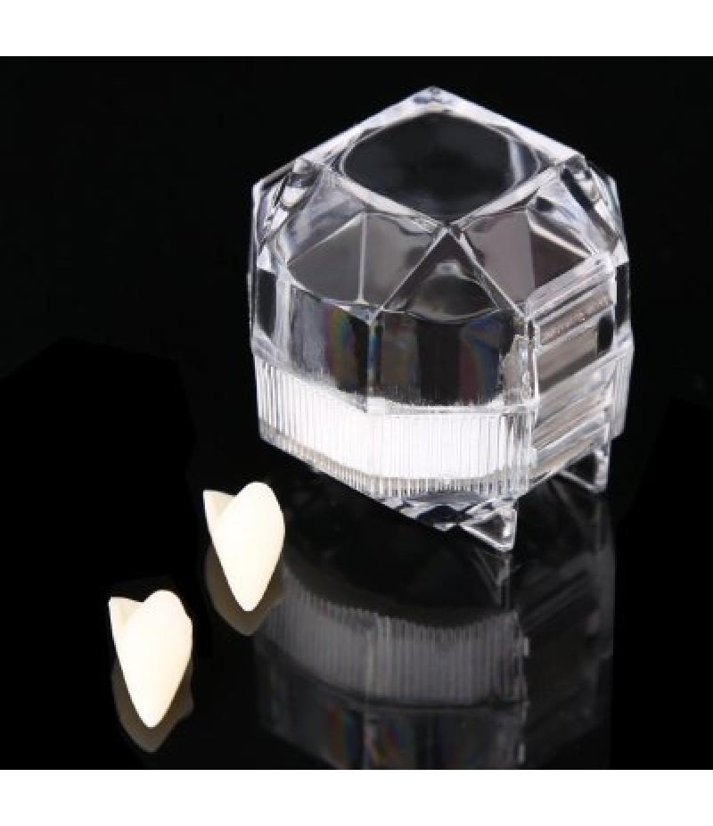 13mm Decoration Cosplay Props Dentures for Halloween