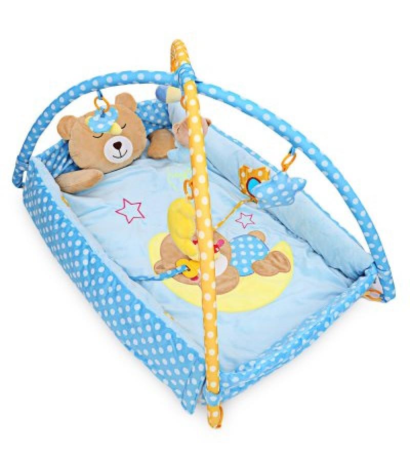 Baby Play Mat Bear Folding Crawling Blanket