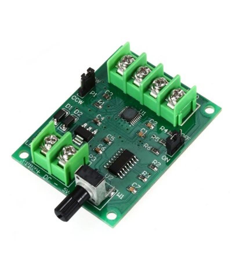 5V - 12V DC Brushless Motor Driver Board Controller