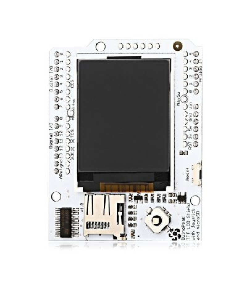 DUINOPEAK 1.8 inch TFT Color LCD Display Module for Arduino