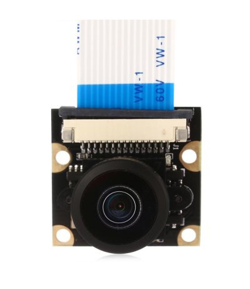 222 Degree Fisheye Lens Camera Module for Raspberry Pi