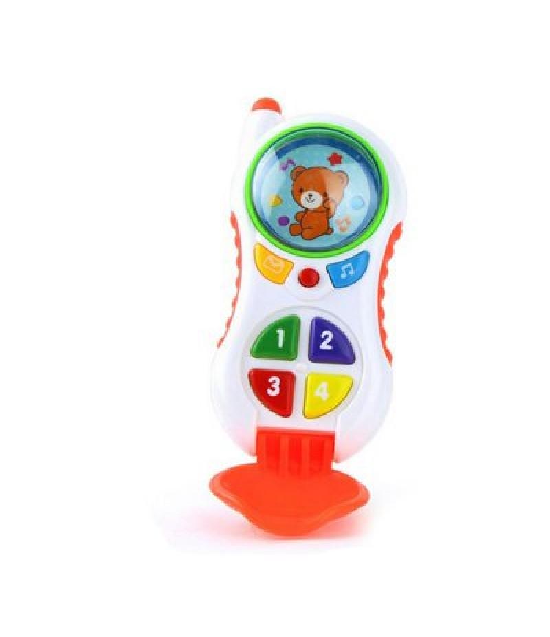 Baby Simulation Music Phone Developmental Learning Toy