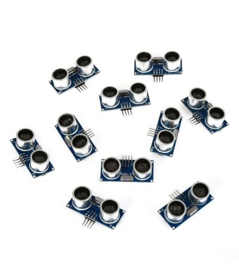 10PCS HC - SR04 Ultrasonic Ranger Sensor Module for Arduino