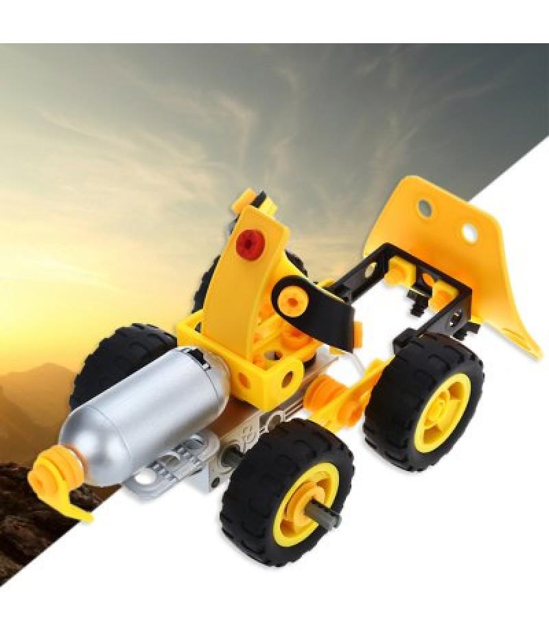 10 Model Car Educational 3D Puzzle Building Block