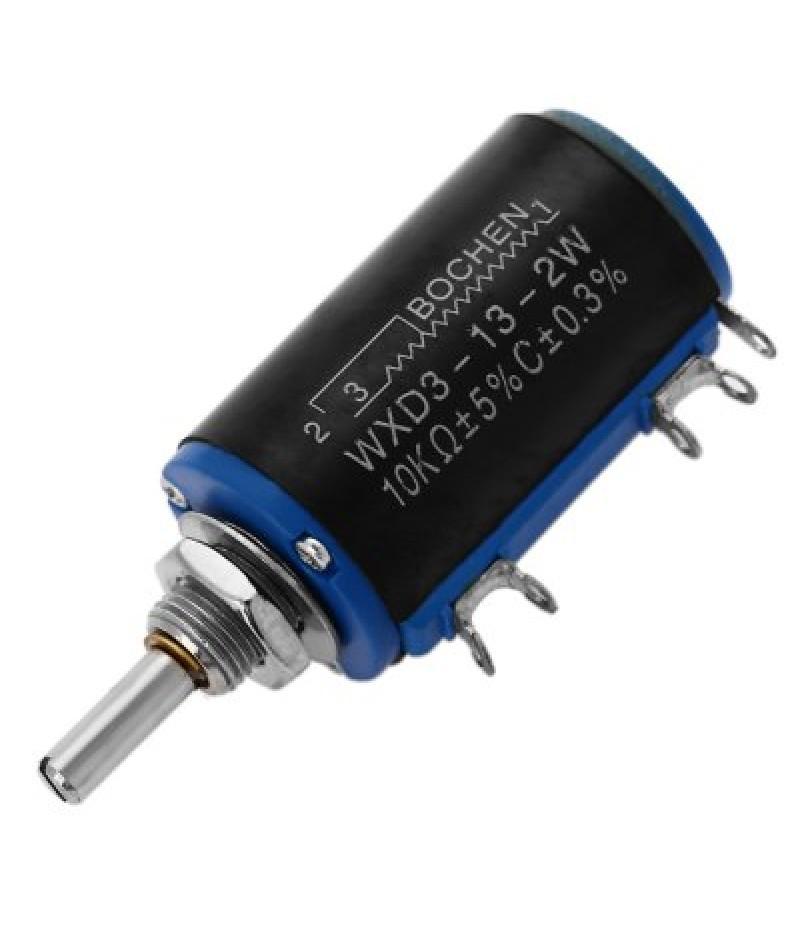 WXD3 - 13 - 2W Wirewound Precision Potentiometer