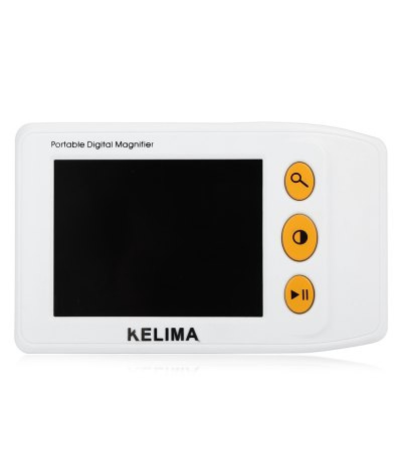 KELIMA 3.5 inch 25x Portable Digital Video Magnifier