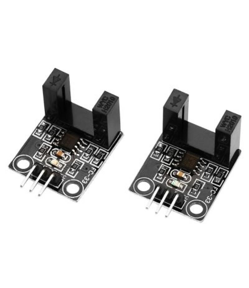 2PCS DIY IR Infrared Radiation Velometer Sensor Module