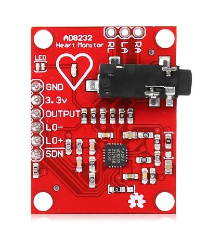 AD8232 ECG Measurement Module