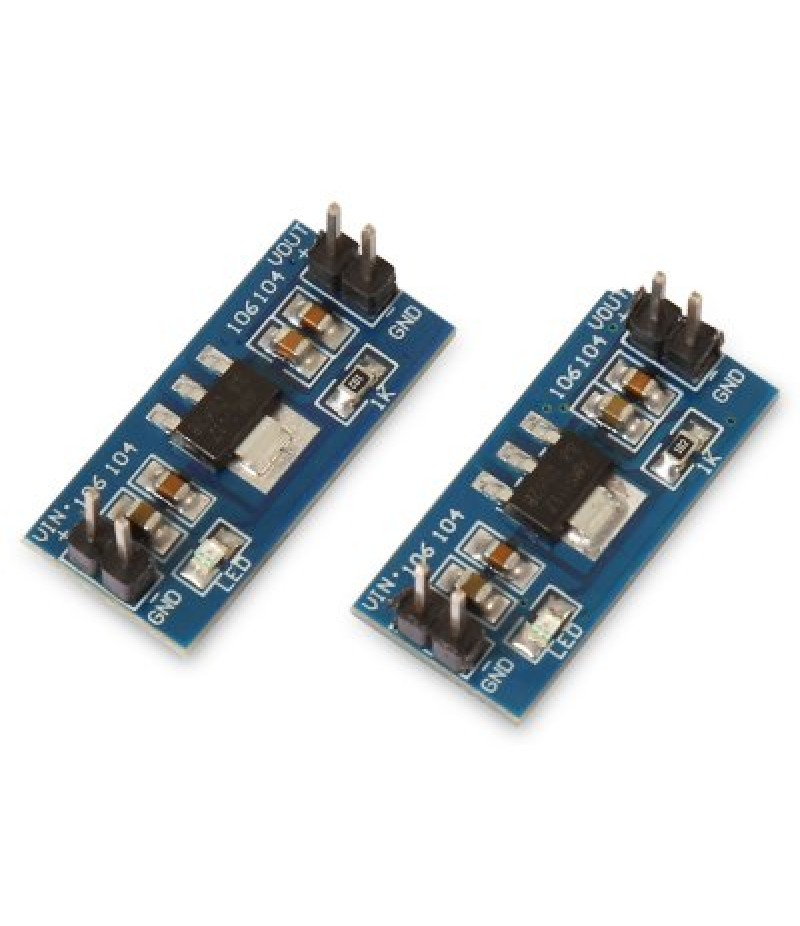 2PCS 3.3V AMS1117 Power Supply Module DIY for Arduino