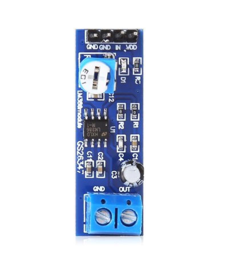 LDTR - WG0044 LM386 20 Gain Audio Amplifier Module