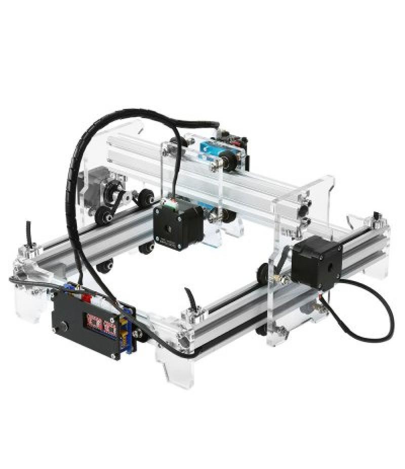 A5 Pro 2500mW Violet Laser Engraver CNC Printer