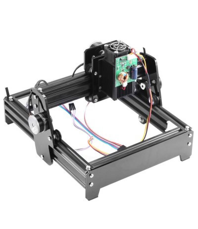 AS - 5 10000mW Laser Engraving Machine for DIY