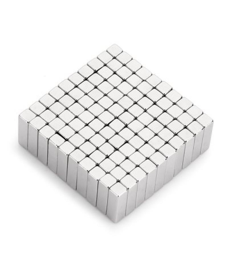 10 x 3 x 3mm N42 Powerful NdFeB Square Magnet