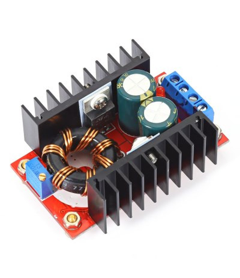 150W Adjustable Step-up Mobile Power Supply Module