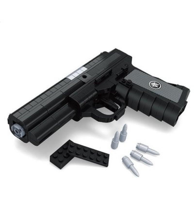 Gun Style DIY Building Brick - 327pcs / set
