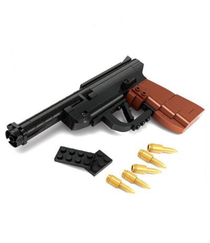 Gun Style DIY Building Brick - 118pcs / set