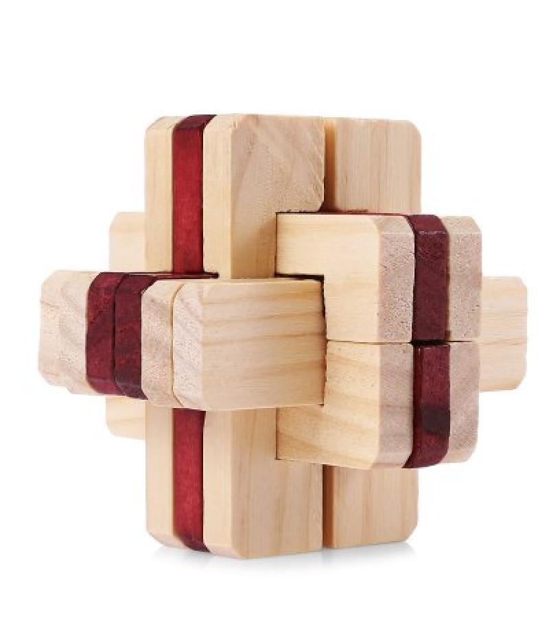 18pcs / set Block Interlocking Jigsaw Puzzle
